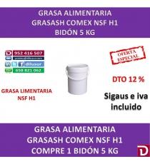 GRASA COMEX NSF H1 5 KG