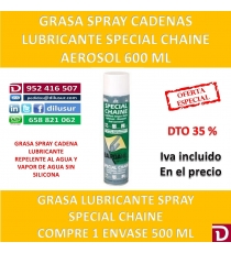 SPECIAL CHAINE 600 ML.