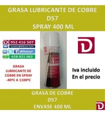 GRASA DE COBRE D57 400 ML