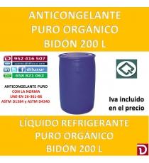 ANTICONGELANTE PURO 200 L