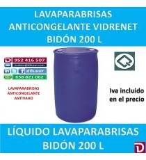 LAVAPARABRISAS 200 L