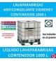 LAVAPARABRISAS 1000 L