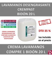 CREMPAST 20 L