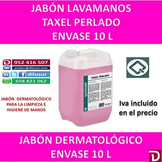 TAXEL PERLADO 10 L