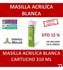 SELLADOR ACRÍLICO LD704 BLANCO 310 ML