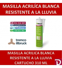 SELLADOR ACRÍLICO LD705 BLANCO 310 ML