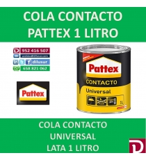 COLA CONTACTO PATTEX 1000 ML