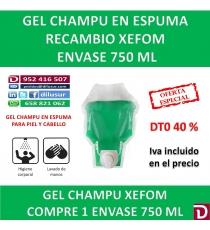 XEFOM BOLSA 750 ML