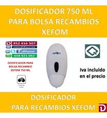 DOSIFICADOR XEFOM 750 ML