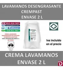 CREMPAST BOLSA 2 L