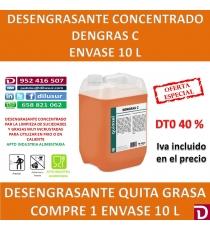 DENGRAS C 10 L