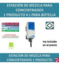 ESTACION MEZCLA 1 PROD 4 L BOTELLA