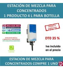 ESTACION MEZCLA 1 PROD BOTELLA