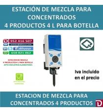 ESTACION MEZCLA 4 PROD 4 L BOTELLA