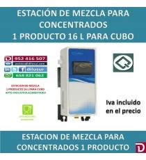 ESTACION MEZCLA 1 PROD 16 L CUBO