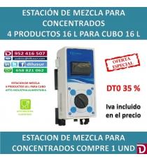 ESTACION MEZCLA 4 PROD CUBO