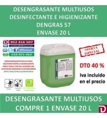 DENGRAS 57 20 L
