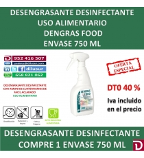 DENGRAS FOOD 750 ML