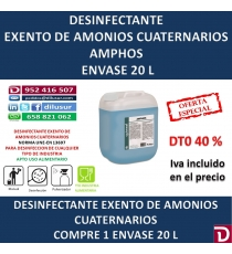 AMPHOS 20 L