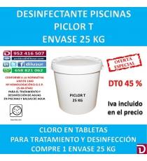PICLOR T 25 KG