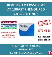 DPD REACTIVO PH 250 UND