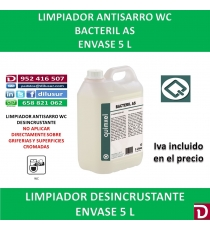 BACTERIL AS 5 L