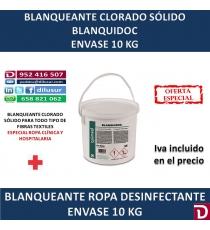 BLANQUIDOC 10 KG