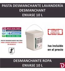 DESMANCHANT 10 L