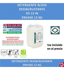 DS 15 IN 12 KG