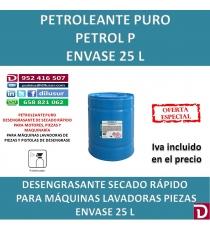 PETROL P 25 L