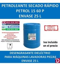 PETROL 15 60 P 25 L