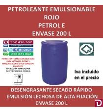 PETROL E 200 L