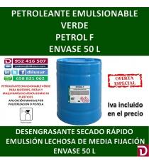PETROL F 50 L