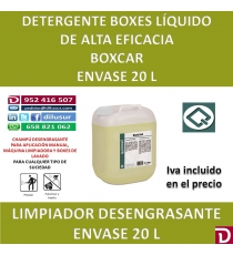 BOXCAR 20 L