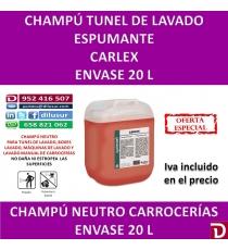 CARLEX 20 LTS.