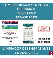 BOX CLEAN P  20 KG.