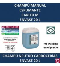 CARLEX M  20 LTS
