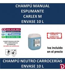 CARLEX M  10 LTS