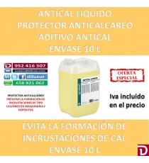 ANTICAL LIQUIDO 10 L