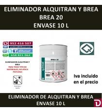 BREA - 20 10 LTS.