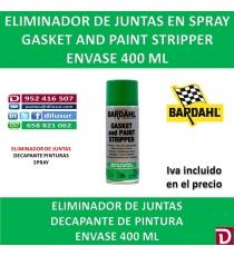 ELIMINADOR JUNTAS Y PINTURAS 400 ML.