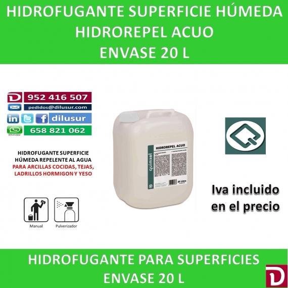 HIDROREPEL ACUO 20 L