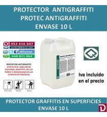 PROTECTOR ANTIGRAFFITI 10 LTS.