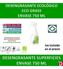 ECO GRASS 750 ML