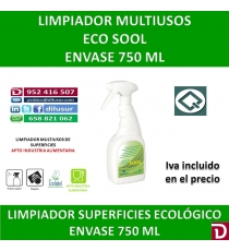 ECO SOOL  750 ML