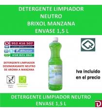 BRIXOL MANZANA 1,5 L