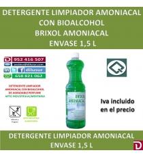 BRIXOL AMONIACAL 1,5 L