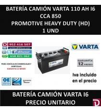 BATERIA CAMION 136AXCT