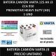 BATERIA CAMION VARTA 125 AH J3