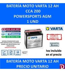BATERIA MOTO 12 AH YTX14-4 YTX14-BS